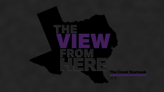 2018 yearbook theme focuses on unique views timber creek talon