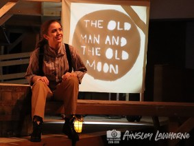 "Photos from the Sept. 17, 2018 dress rehearsal of Timber Creek Theatre's ""The Old Man and the Old Moon."" (Photos from The Creek Yearbook photographer Ainsley Lawhorne.)"