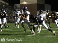 Timber Creek varsity football versus West Mesquite on Sept. 14, 2018. (Photos from The Creek Yearbook photographer Connor Chance.)