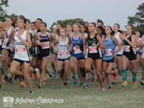 Photos from the Timber Creek Cross Country team's race at the Marcus Invitational Meet on Sept. 1, 2018. (Photos by The Creek Yearbook photographer Megan Chormicle.)
