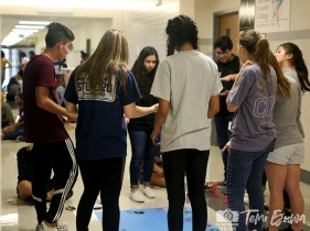 Photos from the Sept. 22, 2018 Timber Creek Student Council Leadership Retreat (Photos from the The Creek Yearbook Photographer Temi Ejuwa)