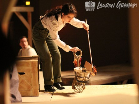 """Photos from the Sept. 17, 2018 dress rehearsal of Timber Creek Theatre's """"The Old Man and the Old Moon."""" (Photos from The Creek Yearbook photographer Lauren Graham.)"""