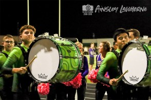 Photos from the Oct. 26, 2108 varsity football game between Timber Creek and Fossil Ridge. (Photos by The Creek Yearbook photographer Ainsley Lawhorne.)