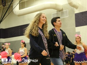 Photos from the Oct. 18, 2018 Homecoming Pep Rally from The Creek Yearbook photographers. (Photos by Megan Chormicle)