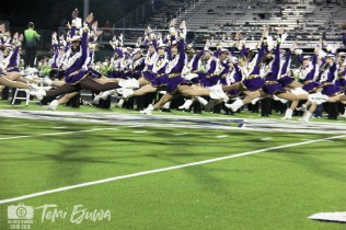 Photos from the Oct. 26, 2108 varsity football game between Timber Creek and Fossil Ridge. (Photos by The Creek Yearbook photographer Temi Ejuwa.)