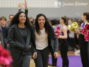 Photos from the Nov. 2, 2018 Senior Pep Rally. (Photo by The Creek Yearbook Photographer Lauren Graham)
