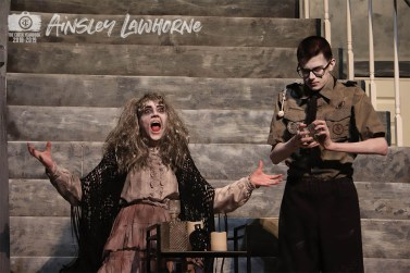 "Photos from the dress rehearsal of Timber Creek Theatre's ""The Addams Family"" from The Creek Yearbook photographer Ainsley Lawhorne."