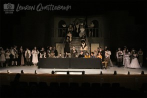 """Photos from the dress rehearsal of Timber Creek Theatre's """"The Addams Family"""" from The Creek Yearbook photographer Lauren Quattlebaum."""