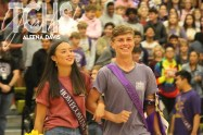 See photos from the Sept. 13, 2019 Homecoming Pep rally (Photos by The Creek Yearbook Photographer Aleena Davis)