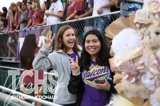 Photos from the Sept. 13, 2019 Timber Creek Homecoming Game and Crowning. (Photos by The Creek Yearbook photographer Bren McDonald.)