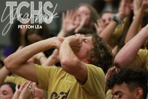 Photos from the Sept. 26, 2019 Gold Out Pep Rally at Timber Creek High School. (Photos by The Creek Yearbook photographer Peyton Lea.)
