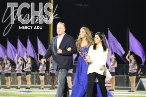 Photos from the Sept. 13, 2019 Timber Creek Homecoming Game and Crowning. (Photos by The Creek Yearbook photographer Mercy Adu.)