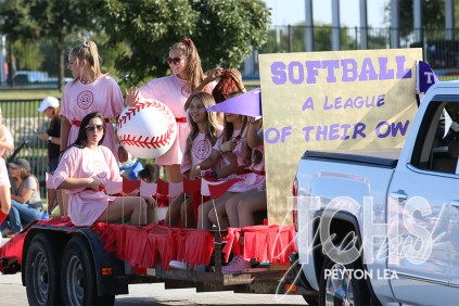Photos from the Sept. 9, 2019 Homecoming Parade and Carnival at Timber Creek High School. (Photos by The Creek Yearbook photographer Peyton Lea.)