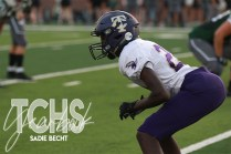 Photos from the Sept. 6, 2019 varsity football game versus Prosper High School. (Photos by The Creek Yearbook photographer Sadie Becht.)