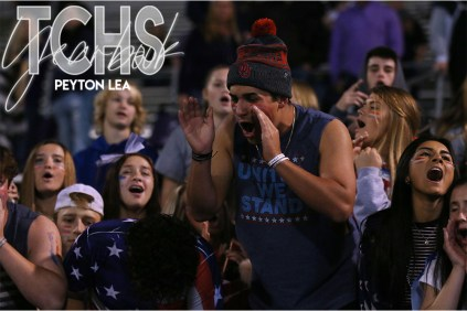 Photos from Varsity Football game against Byron Nelson on Oct. 17th. (Photo by The Creek Yearbook photographer Peyton Lea)Photos from Varsity Football game against Byron Nelson on Oct. 17th. (Photo by The Creek Yearbook photographer Peyton Lea)