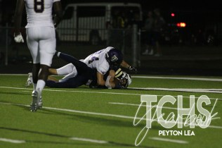 Photos from the Oct. 4, 2019 varsity football game versus Keller. (Photos by The Creek Yearbook photographer Peyton Lea.)