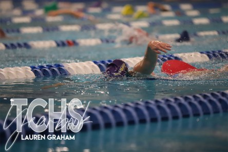 Photos from the Oct. 23 Swim and Dive practice. (Photo by The Creek Yearbook photographer Lauren Graham)Photos from the Oct. 23 Swim and Dive practice. (Photo by The Creek Yearbook photographer Lauren Graham)