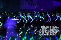 Photos from the Lights Out Pep Rally on Oct. 25. (Photo by The Creek Yearbook photographer Lauren Quattlebaum)