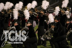 Photos from Varsity Football game against Byron Nelson on Oct. 17th. (Photo by The Creek Yearbook photographer Tisha Shrestha)