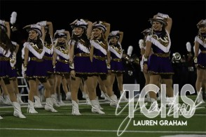 Photos from the Sept. 26, 2019 Gold Out Football Game. (Photos by The Creek Yearbook photographer Lauren Graham.)
