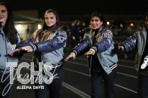 Photos from the Varsity Football Game against Southlake Carroll High School on Nov. 7. (Photo by The Creek Yearbook Photographer Aleena Davis)