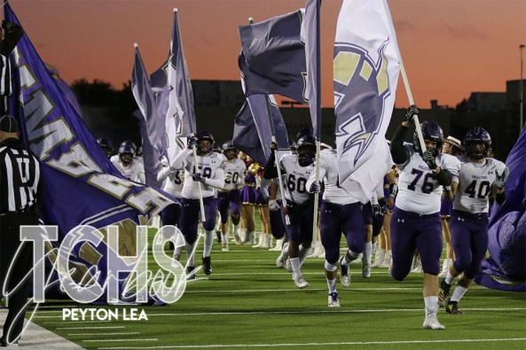 Photos from the Varsity Football Game against Central High School on Oct. 31. ( Photo by The Creek Yearbook Photographer Peyton Lea)