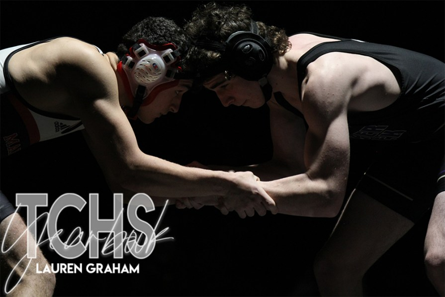 PHOTOS: Wrestling Match Against Marcus on Jan. 29