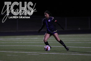 Photos from the Girls Soccer game on Jan. 28 against Keller High School. (Photo by The Creek Yearbook photographer Lauren Graham)