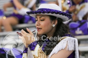 Photo from the Sept. 25 varsity football game vs. Chisholm Trail High School. (Photo by The Creek Yearbook photographer Aleena Davis)Photo from the Sept. 25 varsity football game vs. Chisholm Trail High School. (Photo by The Creek Yearbook photographer Aleena Davis)