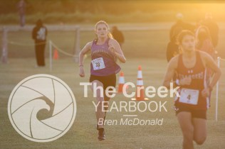 Photos from the Cross Country Meet at Southlake on Oct. 17. (Photo by The Creek Yearbook photographer Bren McDonald)