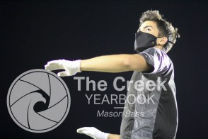 Photos from the Varsity Homecoming Football game vs. Richland High School on Oct. 9. (Photo by The Creek Yearbook photographer Mason Bass )