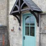 Ashcombe Door Canopy