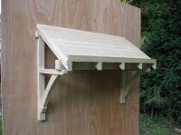 Wooden Door Canopy Kits | Joy Studio Design Gallery - Best ...