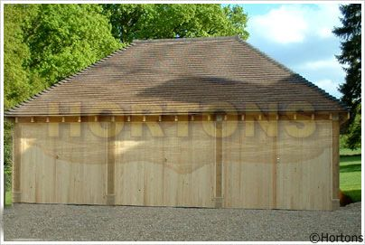 Timber Garages Beamlock Post And Beam Triple Timber Garages And Carriage Houses