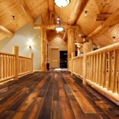 Kitchen Design Center Making Cabinets Grand Lodge Log Home Tour - Timberhaven & Timber Homes