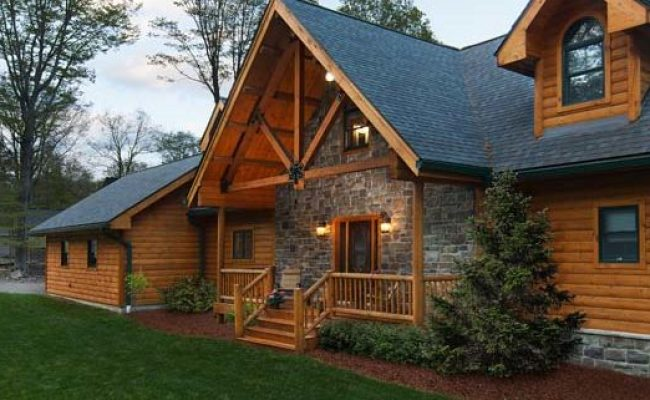 Log Timber Homes Council Features Timberhaven Virtual