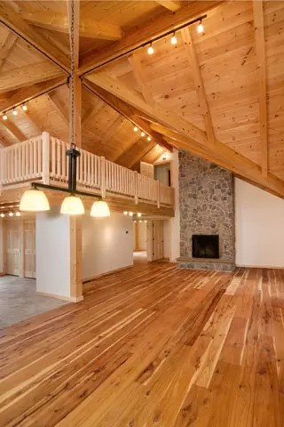Lighting Bright Ideas For Your New Log Or Timber Home