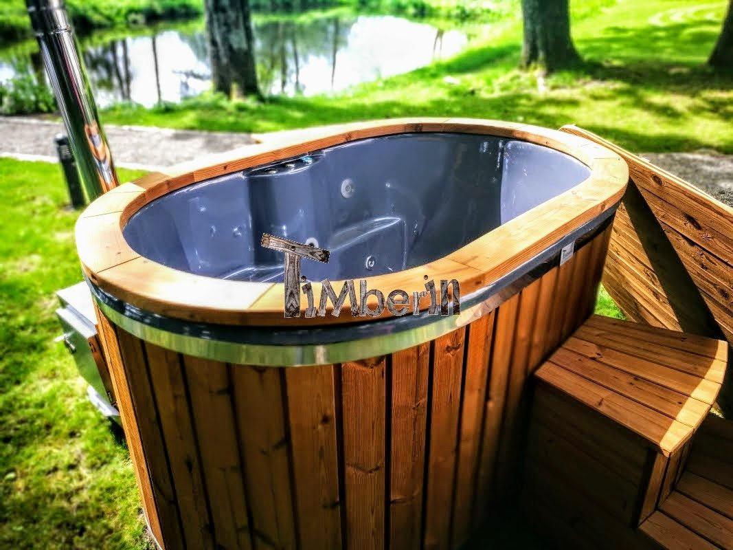 Wood Fired Hot Tubs   Wooden Hot Tubs   TimberIN Hot Tubs for Sale