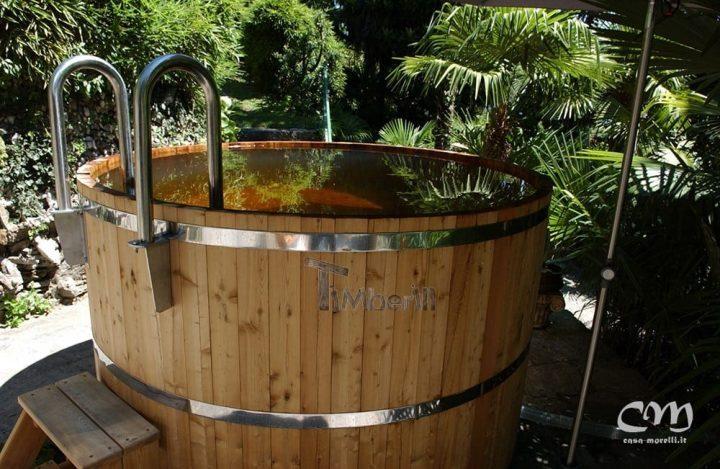 Wooden hot tub, Basic modeli