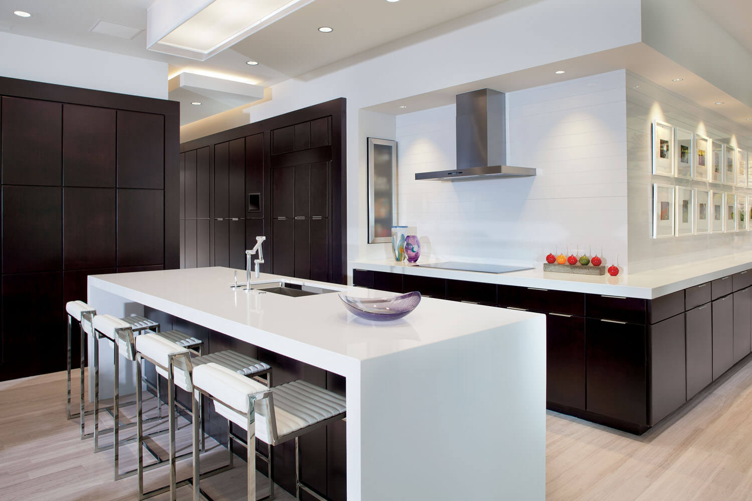 The New American Home 2012 features Timberlake Cabinetry