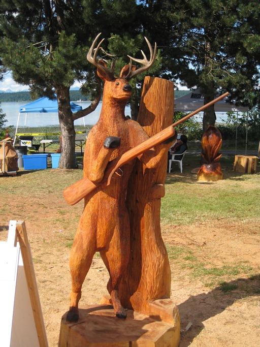 Artisan Wood Carvings