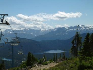 Mt. Washington in Summer