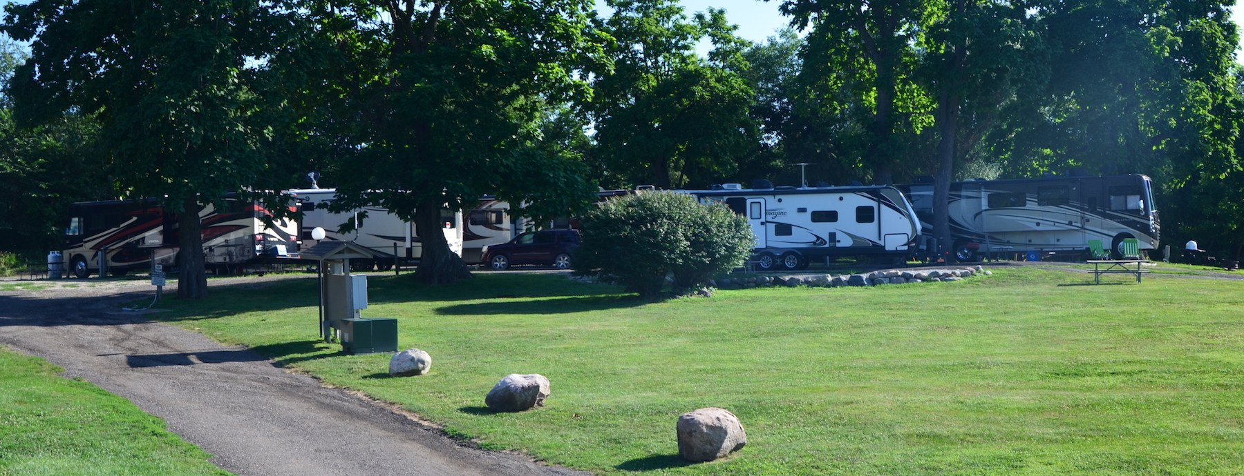 Timberline Campground Rv Park Camping Near Des Moines Ia