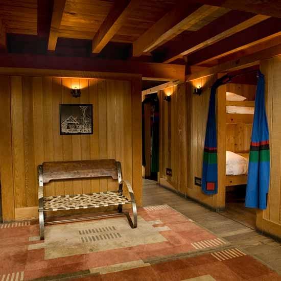 Timberline Lodge Ski Area  Mt Hood Ore  Timberline Lodge