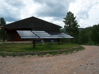 Solar panel and shop. (2)