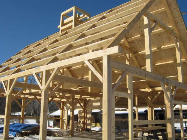 Timberpoint Building Timberframe Construction & Restoration