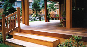 Best Log Home Finishes, Wood Stain, Polyurethane or Concrete Sealers