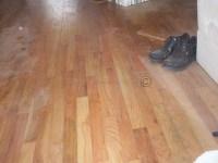American Red Oak Strip Flooring