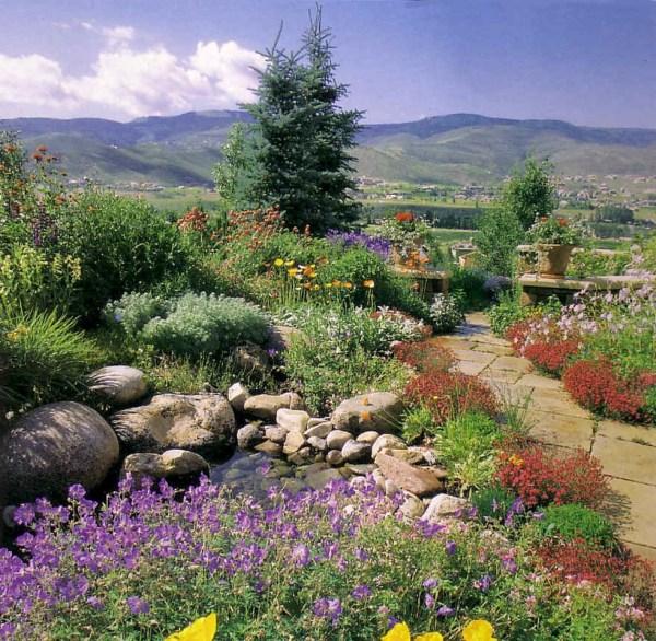 landscape design - timberrock