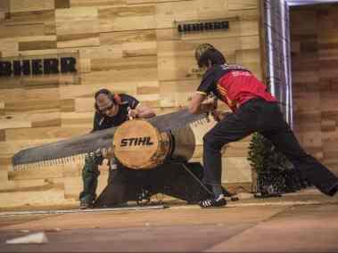 Stihl Timbersports World Championships - Stuttgart